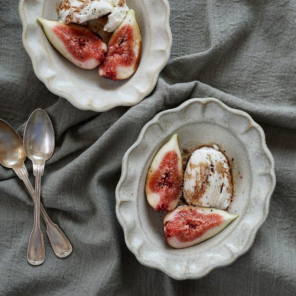 オトナのデザート皿