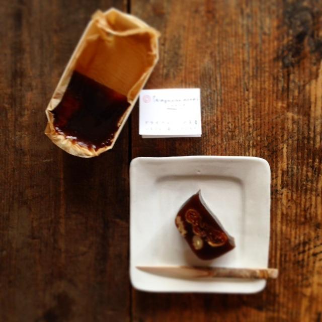 wagashi-asobi の ドライフルーツの羊羹...