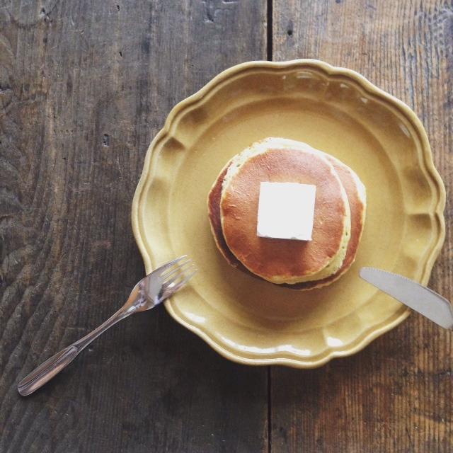 「キャメル 西洋丸平皿」ツヤのある西洋皿をつくろう、...
