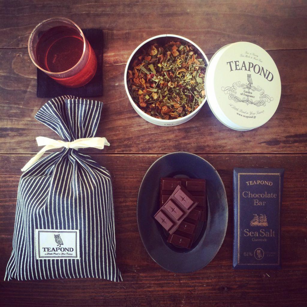 TEAPONDさんの紅茶について知ったのは約半年前。...