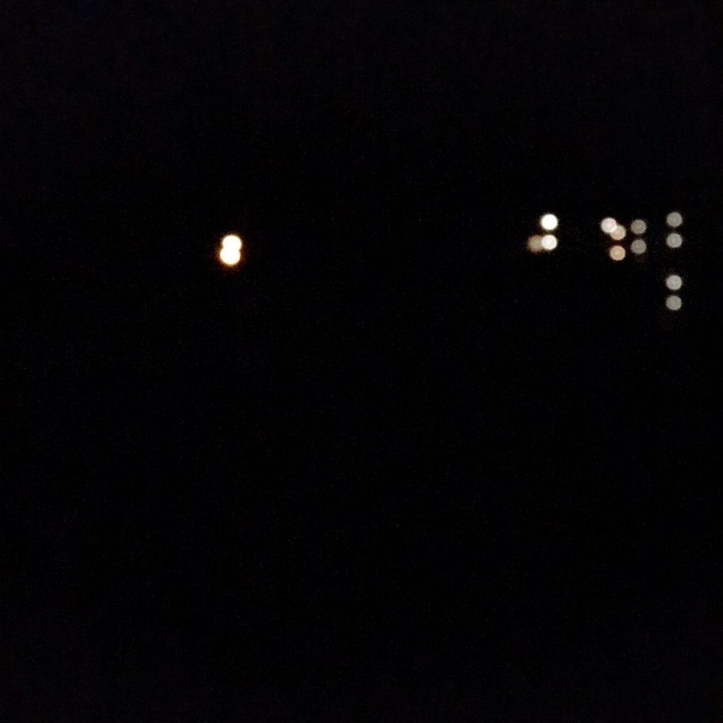 毎年毎年、この季節になると思うこと。「益子の夜は本気で暗い。」