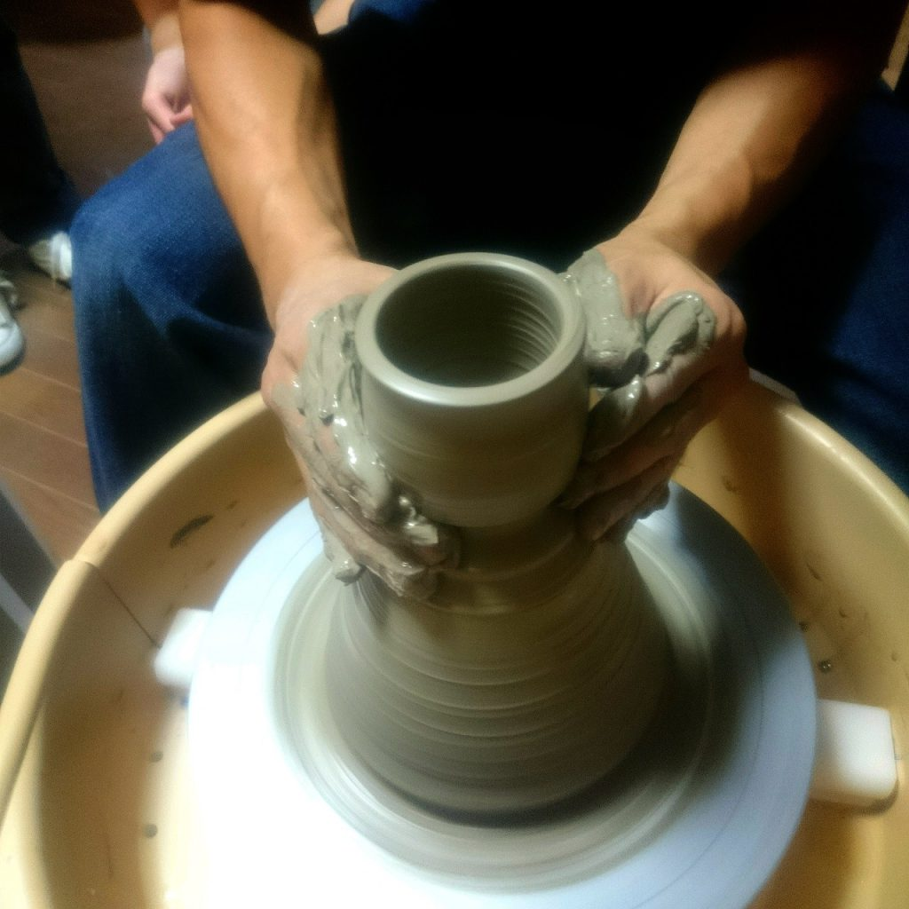 よしざわ窯の陶芸クラブが始動しました。