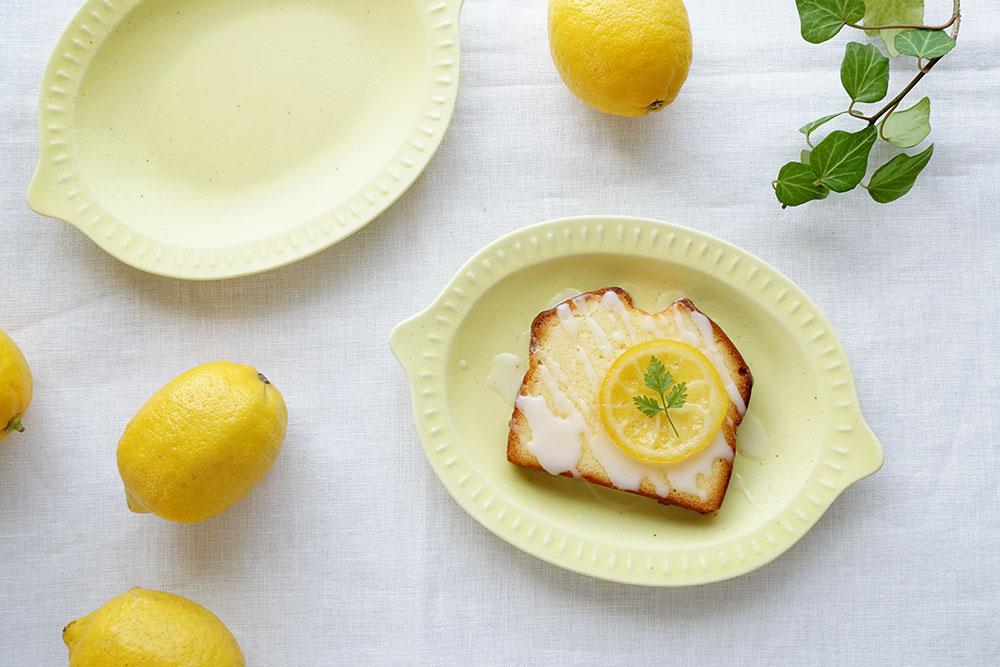 レモンのお皿 中