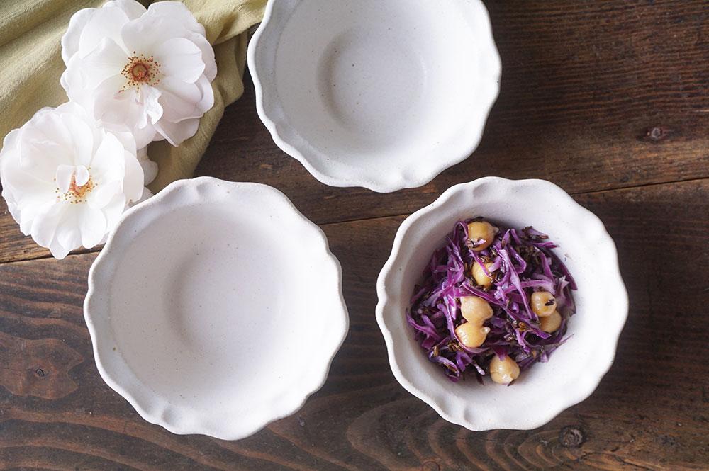 「ホワイト 西洋小鉢」